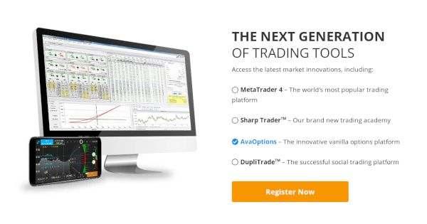 Avatrade trading platforms