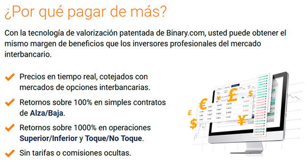 Por qué Binary.com