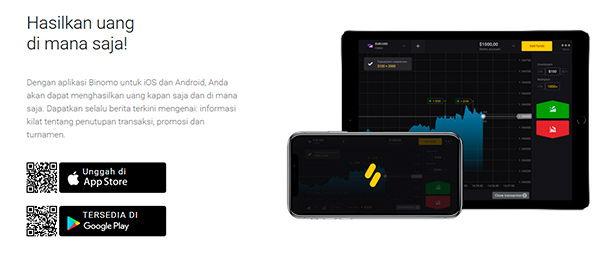Platform pilihan binari terbaik untuk xcode pemula