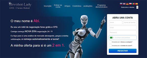 Binrobot-Lady.com