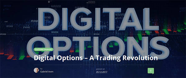 What are Digital Options?