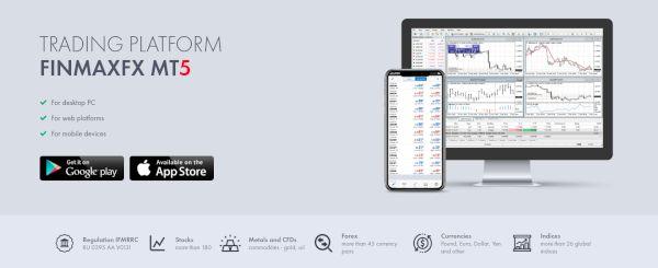 Finmax mobile platform