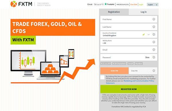 FXTM registration