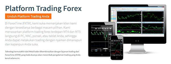FXTM Platform Trading