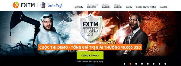 Tổng quan về nhà môi giới FXTM