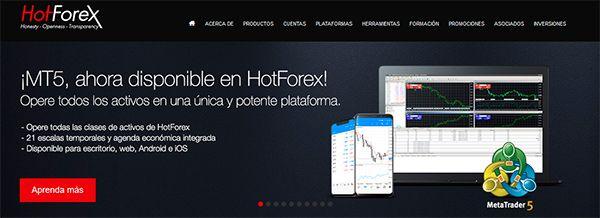 Reseña de HotForex