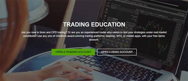 Oanda trading education