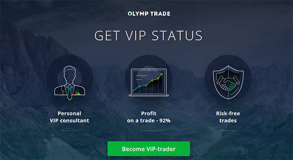 How do you get your VIP status?