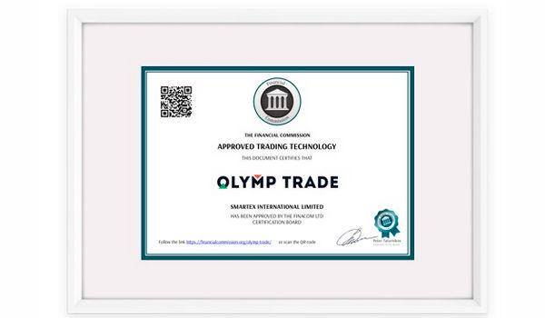 Oymp Trade có đáng tin cậy hay lừa đảo?