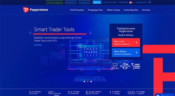 Daftar broker forex terbaik indonesia